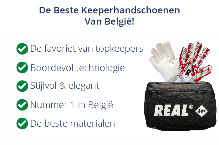 Real Keeperhandschoenen