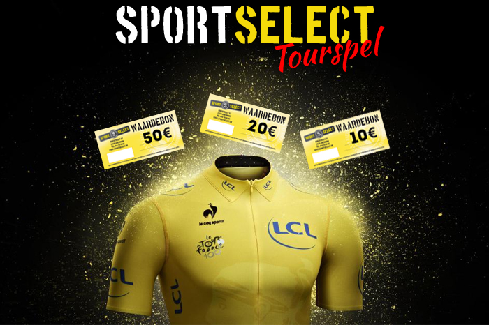 Sportselect Tourspel 2017