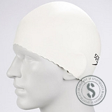 Latex Cap White