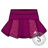 Girls Edge Skort - Ultrabeau