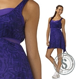 Match Day On The Move Dress - Team Purple Night Beacon