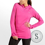Warmup Hooded Top - Festival Fuchsia