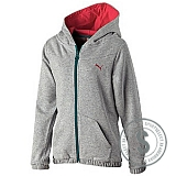 Hooded Sweat Jacket - Tradewinds Neptune