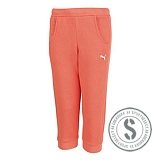 TD 3/4 Sweat Pants - Calypso Coral
