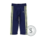 Clima 3/4 Tight - Indigo Frozen Yellow