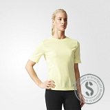 Supernova Tee - Frozen Yellow
