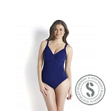 Sculpture Watergem Adjustable Swimsuit - Blue