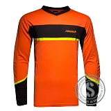 Razor Longsleeve - Shocking Orange