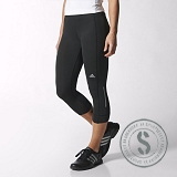 Running 3/4 Tight - Black