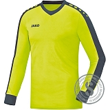 Keepershirt Striker - Lime Antraciet