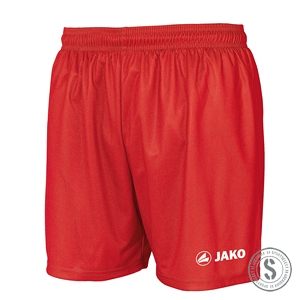 Jako Short Manchester - Rood