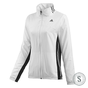 Adidas Response Trainingsuit Jacket - White Black