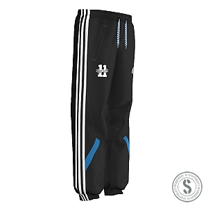 Adidas Little Boys FC Knit Pant Closed Hem - Black
