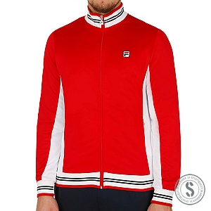 Fila Functional Jacket Ole - Red White